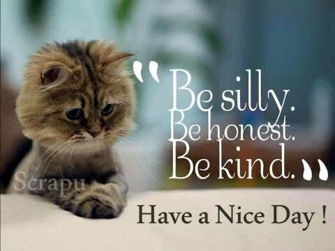 Nice-Day image Be silly