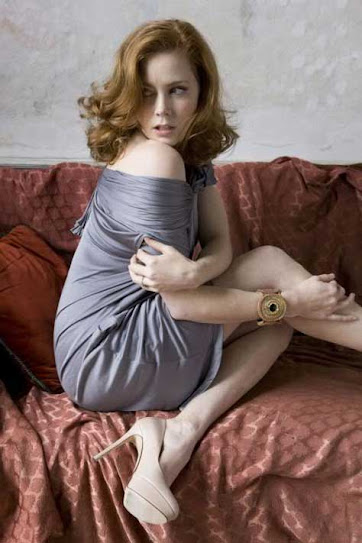 Amy Adams, en la cama
