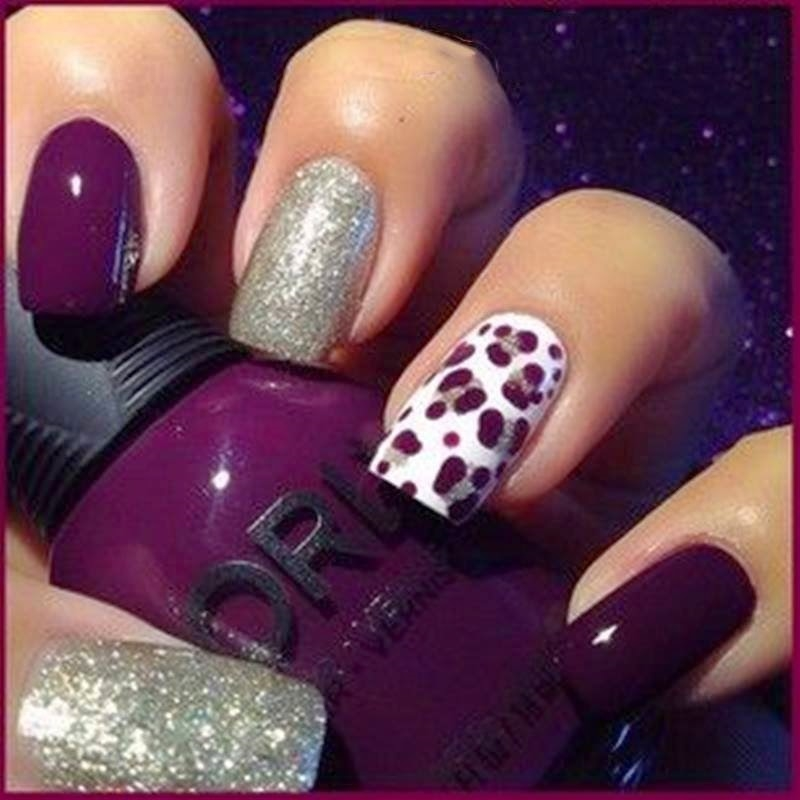 AUTUMN AND WINTER NAIL DESIGNS 2017 STYLES - Styles Art