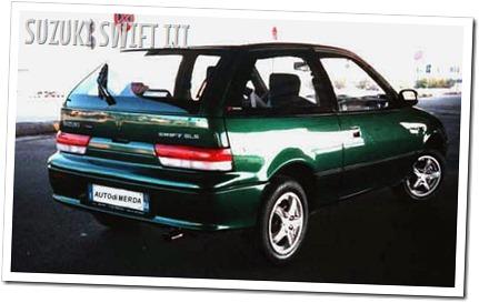 Suzuki Swift III ..by Michele Della Fava [2]