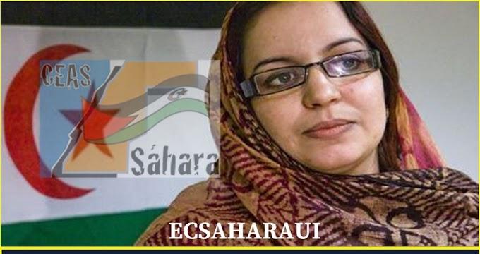 CEAS-Sáhara lanza una Campaña de apoyo a la activista saharaui Sultana Sidbrahim Jaya.