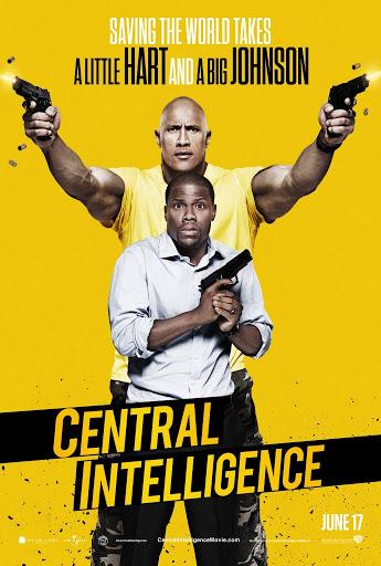 Κέντρο Ευφυίας (Central Intelligence) Poster