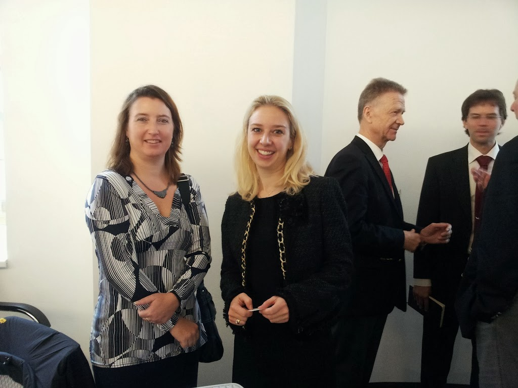 ABC Business Breakfast at Deutsche Bank - 20131023_101226.jpg