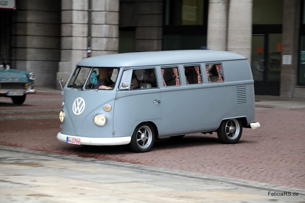 Startnummer 24 VW T1 1966