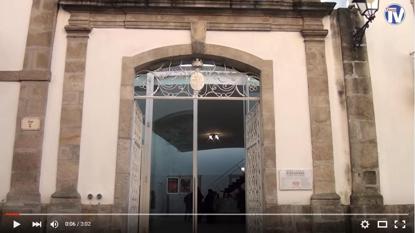 Vídeo - Exposição de foto arte digital no Museu Diocesano de Lamego