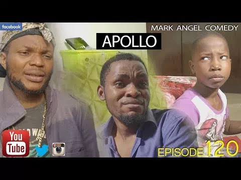 [Comedy Video] Mark Angel Comedy Episode 120 – (Apollo)