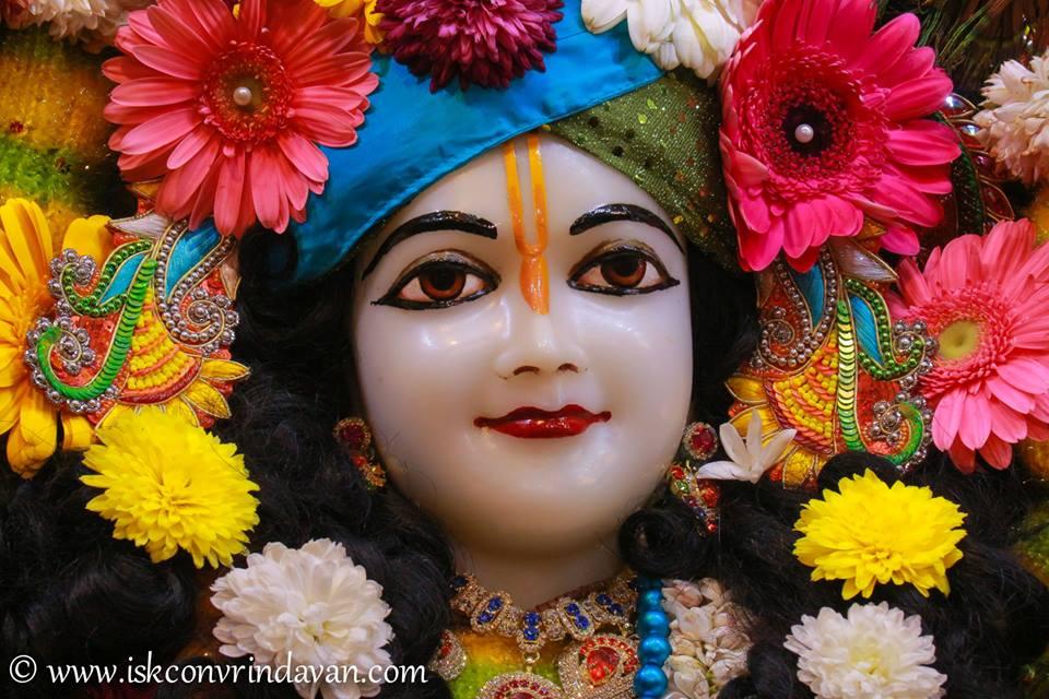 ISKCON Vrindavan Deity Darshan 03 jan 2017 (6)