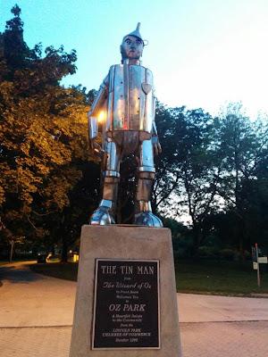 Oz Park, 2021 North Burling Street, Chicago, IL 60614, United States