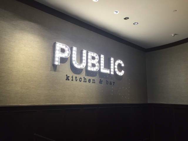 B Comfort Food At Public Kitchen Bar In Providence B
