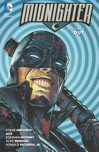 Midnighter, v. 1: Out cover