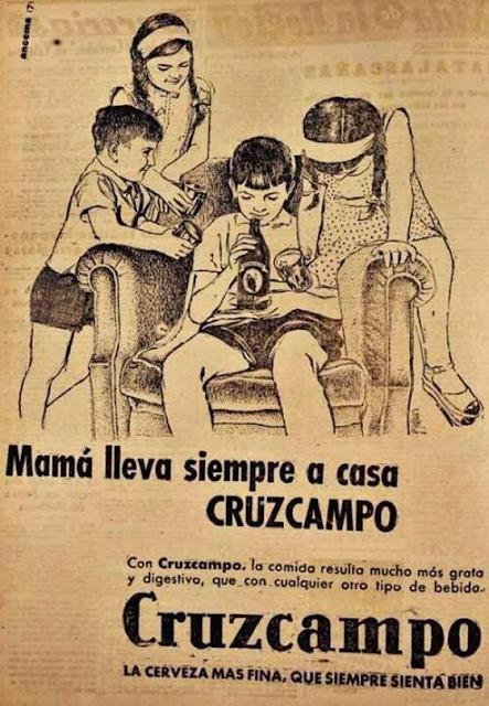 publicitad cruzcampo