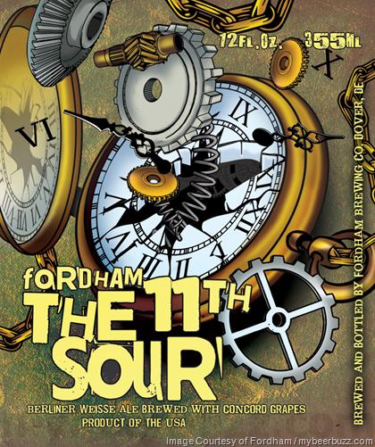 Fordham The 11th Sour