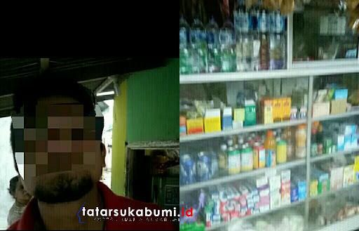 Digerebek Polisi, Pedagang Miras di Sukabumi Ngaku Kapok dan Akan Bertaubat