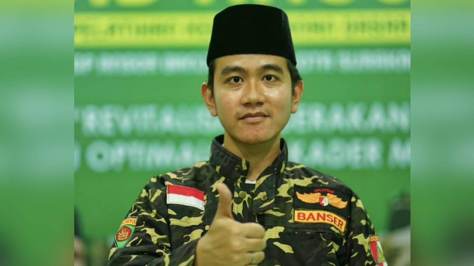 Putra Jokowi Jadi Anggota Kehormatan Banser, Pemuda Aswaja: Layak Dipanggil Gus Gibran