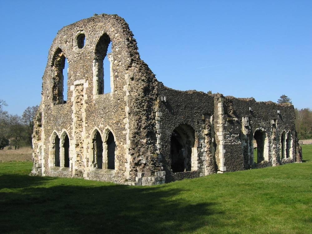 abby ruins