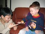 Rock Paper Scissors with Joe