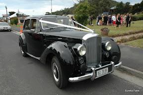 the Bridal Car, Kims Bentley