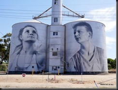 Silo Art Trail Rosebery