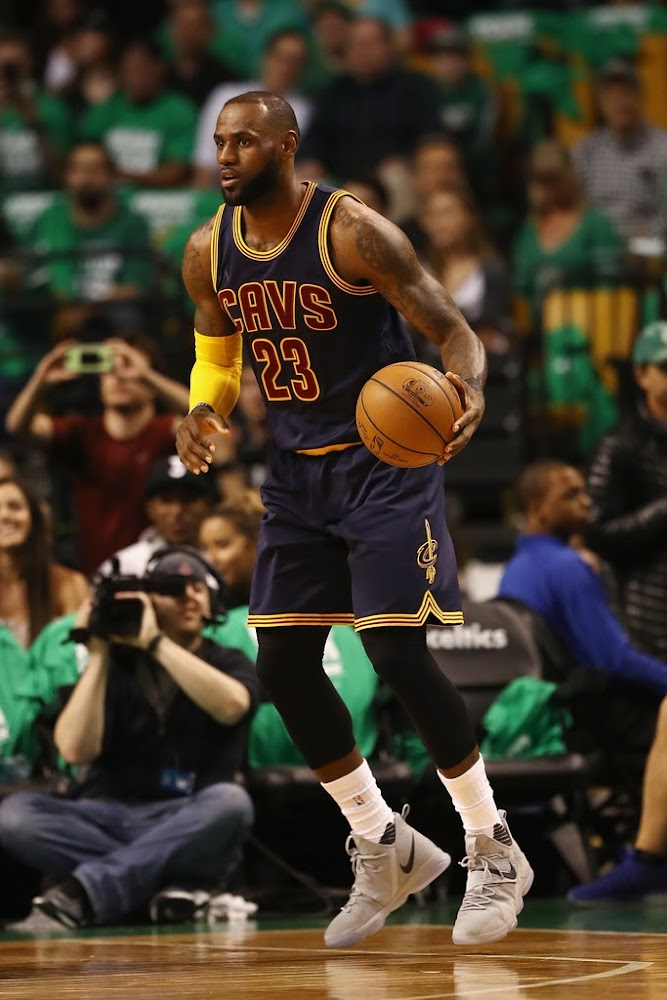 LeBron Surpases Jordan Entering 7th Straight NBA Finals Appearance | NIKE LEBRON - LeBron James ...