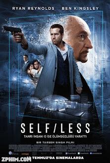 Kẻ Thế Mạng - Self/less (2015) Poster