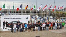 BMW J/24 Worlds presentation
