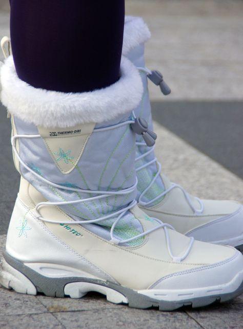 達人帶路-極光雪靴