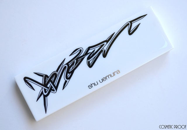 Shu Uemura Haute Street Warm x Vibrant Eye Shadow Palette Review Swatches (5)