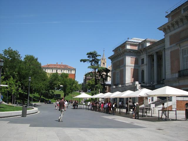 El Museo de Prado