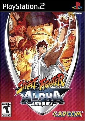 STREET FIGHTER: ALPHA ANTOLOGY