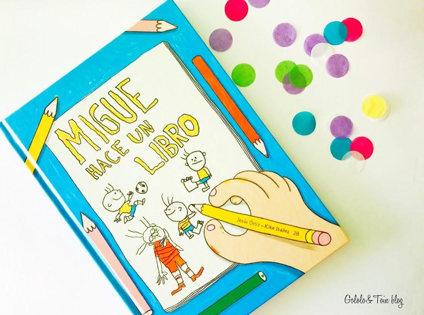Migue hace un libro editorial Milrazones