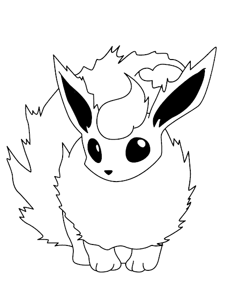 Pokemon And Legedaries Coloring Pages