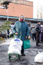 Pomoc ČVT na Ukrajině, zima 2015/2016