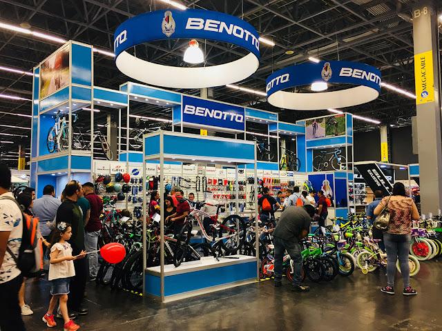 La exposición de ciclismo más grande de América Latina