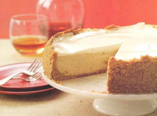 Brown Sugar Sour Cream Cheesecake