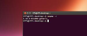 Kernel 3.10.6 in Ubuntu Linux