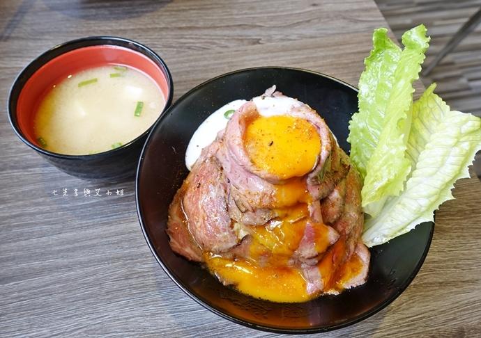13 山丼 玫瑰和牛丼 岩石牛排丼 碳烤豚肉丼 辣子雞肉丼 公館美食 日式丼飯