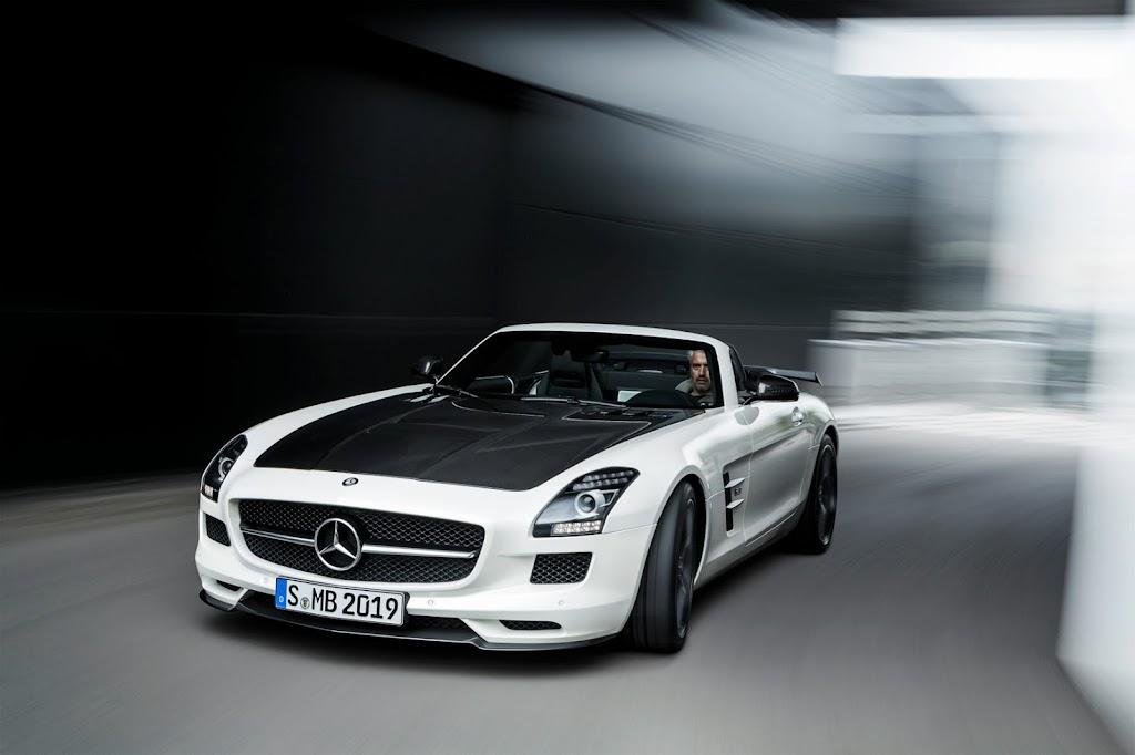2015 Mercedes Benz SLS AMG GT Final Edition 11