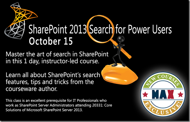 SharePoint Search Class 1200