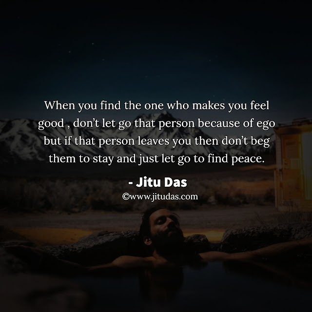 Let her go quote by Jitu Das quotes 2018