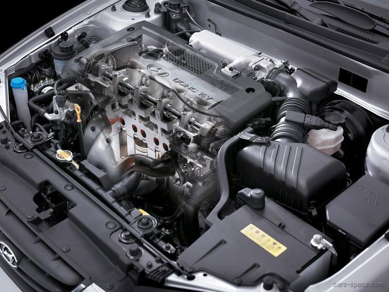 2003 Hyundai Elantra Sedan Specifications Pictures Prices