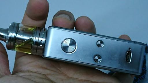 DSC 3752 thumb%255B2%255D - 【RTA】「BROV「HAND H+ PLUS」 ハンドプラス」マルチタンクアトマイザーレビュー!コスパよし、フレーバー重視のバーチカルコイルRTA【味重視/タンク/VAPE/電子タバコ】