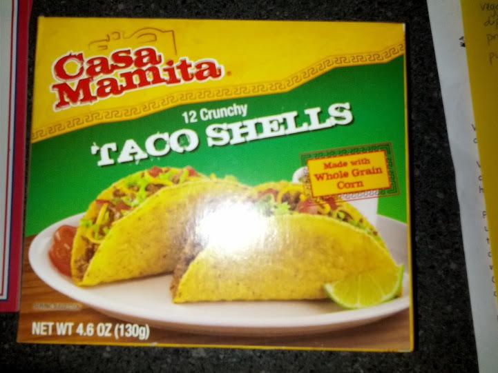More Gluten Free Taco Shells
