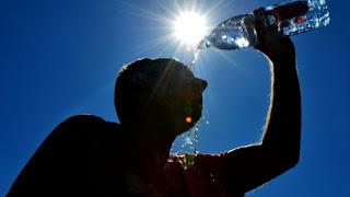 Les personnes âgées et fragiles devront prendre des précautions Les fortes chaleurs s'installent