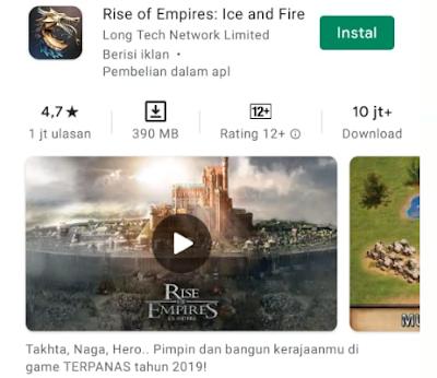 Game Android Mirip Age of Empires Terbaik 2021