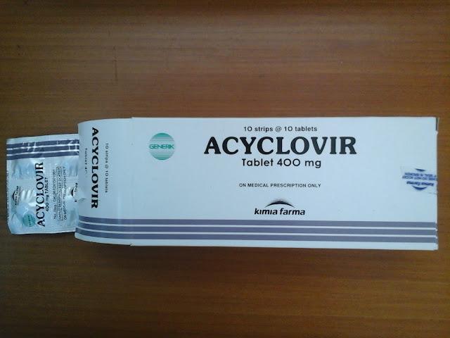 Acyclovir Obat Antiviral