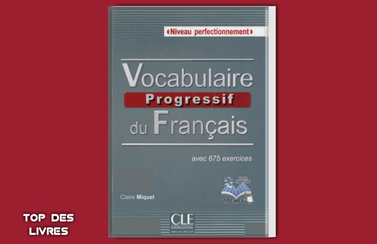 Telecharger Vocabulaire Progressive Du Francais En Pdf