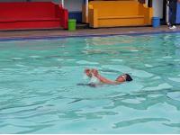 Penyandang Disabilitas Ini akan Seberangi Selat Madura dengan Berenang di Hari Kemerdekaan RI
