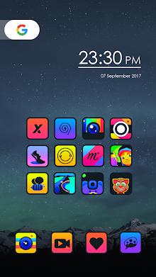 Womba - Icon Pack screenshot 4