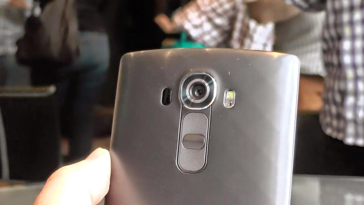 LG G4 F500 với những thiết kế mới