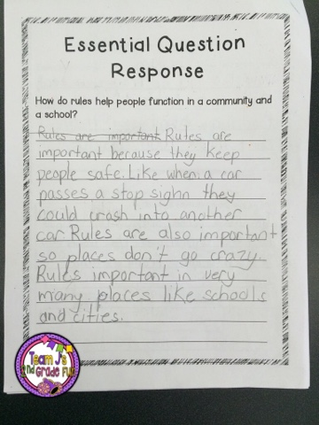 are school rules necessary